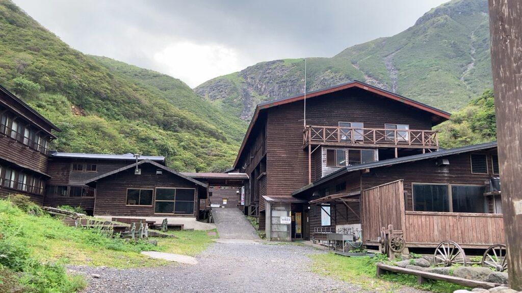 法華院温泉山荘2